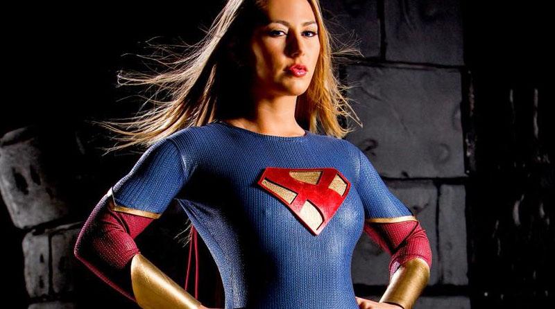 Carter Cruise Supergirl